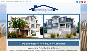 R. A. Bunting Builder - Contractor