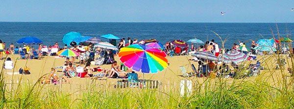 Delaware Beach Towns