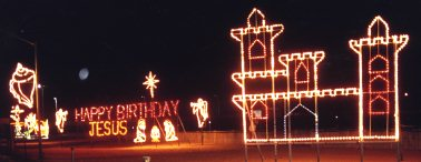 Winterfest of Lights - Ocean City Maryland Beach