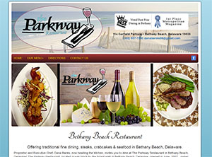 The Parkway Restaurant