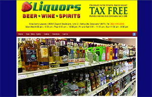 Strawberry Liquors - Selbyville