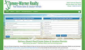 Bethany Beach Real Estate & Vacation Rentals